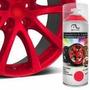 Spray Líquido Envelopamento Plotar Vermelho Fluorescente