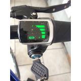 Acelerador C Chave E Leds Bicicleta Elétrica Scooter Brasil