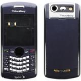 Carcasa Blackberry 8120 Azul Nueva Original Completa