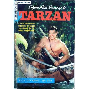 Tarzan Nº 24 12º Série Ebal