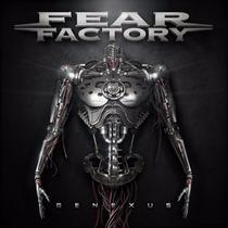 Genexus / Fear Factory / Disco Cd Con 12 Canciones