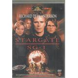 Dvd Stargate Sg.1 -1temporada-5disco/orig/ Dublado/usado