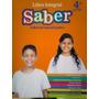 Libro Integral Saber 4to Grado - Editorial Cadena Capriles