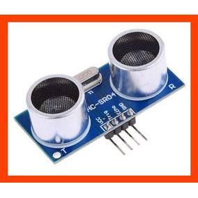 Sensor De Distância Ultrassônico Hc-sr04 Arduino - Raspberry