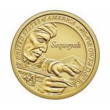2017 Native American 1 Dolar Filadelfia - Denver ( Sacawea )