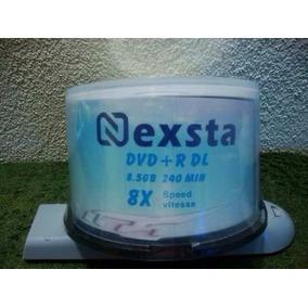 Dvd+rdl Nexsta Doble Capa 8.5gb