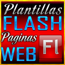 Plantillas Flash Para Paginas Web Editables Y Animadas