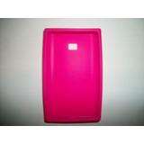 Protector Silicon Case Lg Optimus L3 Color Rosa!!!