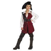 Disfraz Pirata Elizabeth Piratas Del Caribe Para Niñas
