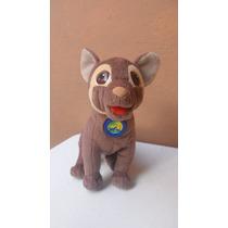 Peluche Go Diego Go Rescate Del Lobo Cachorro Dora 40 Cms