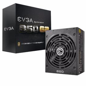 Fuente Pc Evga 850 G2 Supernova 80 Plus Gold 850
