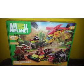 Animal Planet Dino Invasión Blokes 427