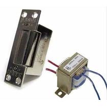 Kit Cerradura Electrica Mini P/ Cualquier Tipo Portero Elec