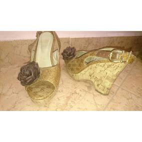 Zapatos De Plataforma 3.5