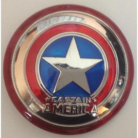 Hebilla Para Cinturon Capitan America Avengers