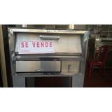 Promoción!! Horno Pizza A Gas
