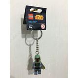 Llavero Lego Boba Fett, Star Wars
