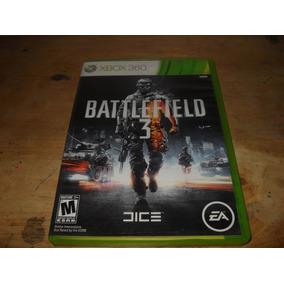 Battlefield 3 Xbox 360 Usado En Excelentes Condiciones
