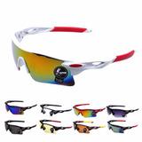 Óculos De Sol/visão Noturna Esportivo Corridas Masculino