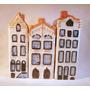 150.adornos Holandeses En Forma De Casas Maue Antiques