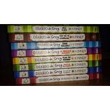 Envío Gratis 12 Libros Diario De Greg Jeff Kinney + Regalo