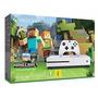 Xbox One S 500gb 4k + Juego Minecraft + Joystick Envio Grati