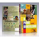 Dvd Duplo O Povo Brasileiro Darcy Ribeiro Lacrado Original