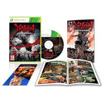 Yaiba Ninja Gaiden Z Jogo Para O Xbox 360 Original - Lacrado