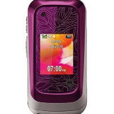 Lcd Display Para Nextel I786 Purple Medio Armazon Original