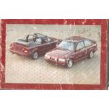 Set De Manuales De Ford Escort Xr3 /cabrio - 91/93