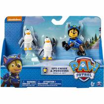Set Paw Patrol Spy Chase & Penguins Rescue