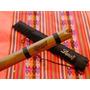 Quena De Bambú Marca Lupaca Afinada En 440(mi) Con Funda