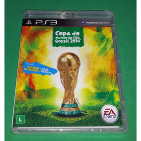 World Cup Fifa Brasil 2014 Lacrado Playstation 3 Soccer