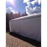 Fechamento Lateral Branco Tenda 10x10 A1tendas