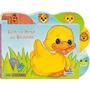 Livro Infantil Abas E Texturas - Está Na Hora De Brincar