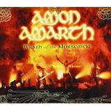 Amon Amarth Wrath Of The Norsemen 3 Dvds