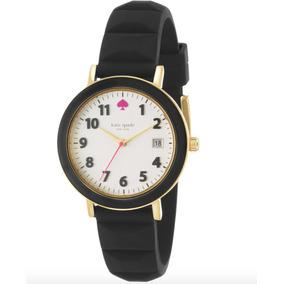 Reloj Kate Spade Extensible Negro