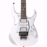 Guitarra Eléctrica Ibanez Rg Jem Jr Wh Steve Vai Signature