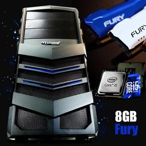 Cpu Gamer Intel Core I5 8gb 1tb Hdmi Wi-fi Monitor 21.5 Led