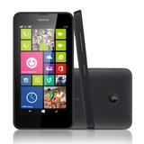 Celular Nokia Lumia 630 Ds Preto Semi Novo