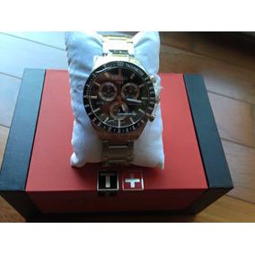 Reloj Tissot Prs516 Negro Metal