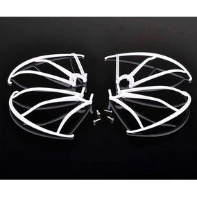 Conjunto De 4 Protetores De Helice Quadricoptero Syma X5c-1