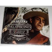 Chaqueño Palavecino De Criollo A Criollo Cd Sellado