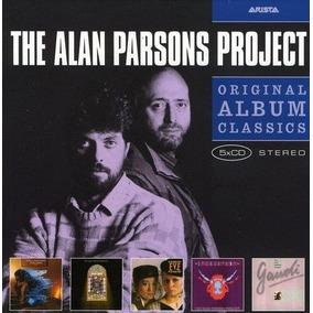 The Alan Parsons Project Original Album Classics Imp Lacrado