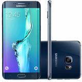 Samsung G925 Galaxy S6 Edge Preto 64gb 16mp Original | Novo