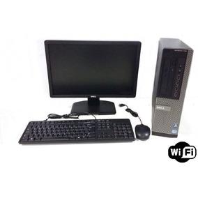 Cpu Dell Optiplex 790 I5 4gb 250gb + Monitor Dell 19