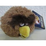 Peluche De Angry Birds De Star Wars Chewbacca Es Nuevo !!!!