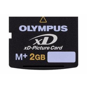 Cartão De Memória Xd Picture M+ Plus 2gb Olympus Stylus550wp