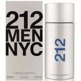 Perfume Carolina Herrera 212 Original Hombre 200ml Envio Hoy