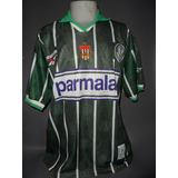 Camisa Palmeiras 1997 Patch De Campeão Paulista 1996
